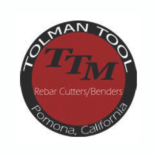 Tolman Tool Parts, Replacement Part, Electric Rebar Cutter Bender